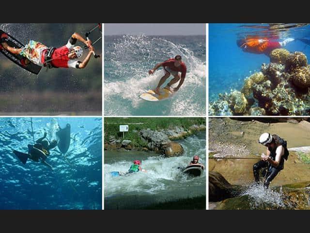 ranking deportes acuaticos