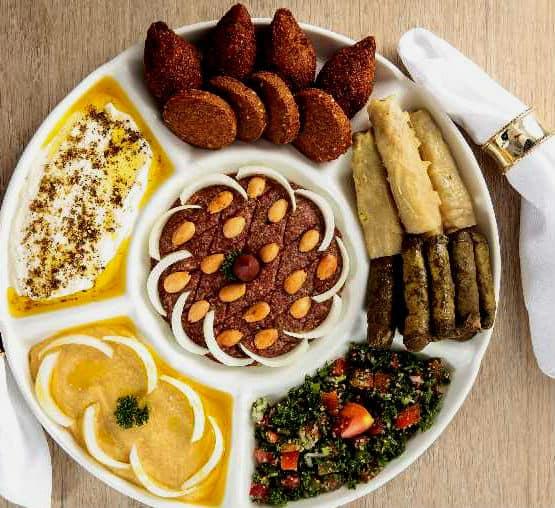 comida tipica de paises arabes